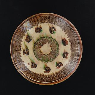 Small Pottery Dish Swat Valley  14.03.1183