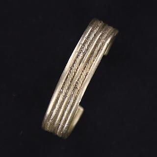 West African brass bracelet 01.02.846