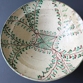 Pottery Dish Swat Valley Pakistan  14.03.160
