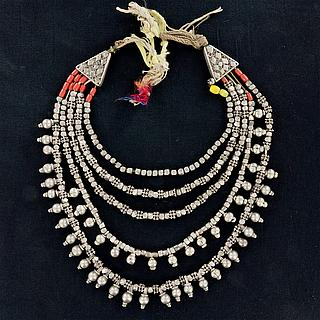 Yemeni necklace 03.01.1306