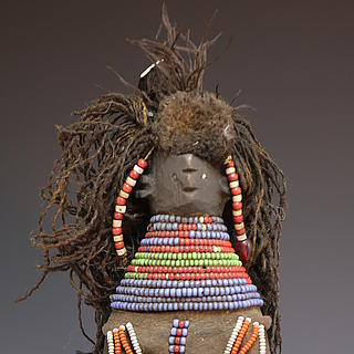 Turkana wooden doll 12.06.071