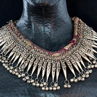 "Yemeni necklace ""Labba Mazamir"" 03.01.1302"