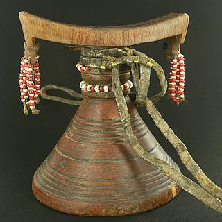 Oromo ( Kafffa ) headrest from Ethiopia 06.01.183