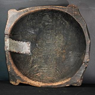 Large wooden bowl 09.05.1767