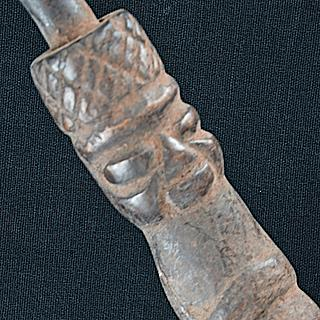 Bamoun clay pipe Cameroon 21.01.1645