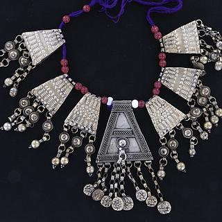 Original Necklace from Ethiopian highlands 02.03.540
