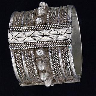 Small Ethiopian bracelet, probably Harrar 02.02.440