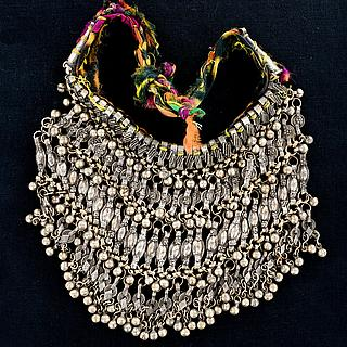 "Yemeni ""labba "" wedding necklace 03.01.1294"