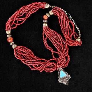 Indian necklace 04.04.1979