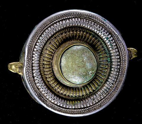 Tibetan Ga'u amulet box 04 02 573