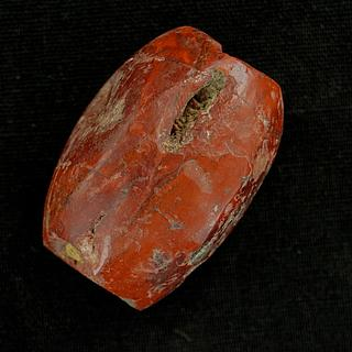 Beautiful large and antique carnelian bead 05.04.962