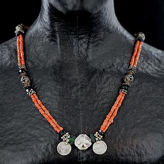 Yemeni or Omani necklace 03.01.1285
