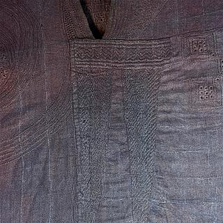 Men's Indigo ceremonial cloth 10.05.2086