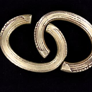 Pair of Sara bracelets from Southern Chad 01.02.820