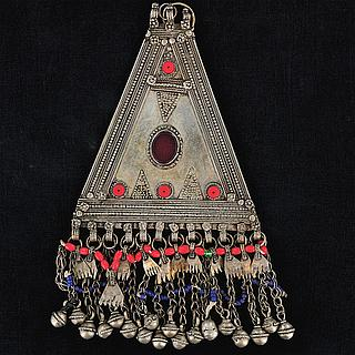 Large Muthallath pendant from Yemen/Oman 03.05.1335