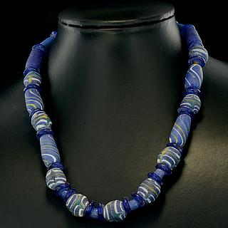 Westafrican Glass Beads 05.10