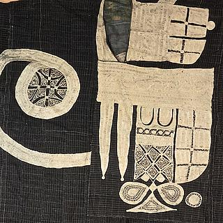 Men's ceremonial cloth 10.05.1796